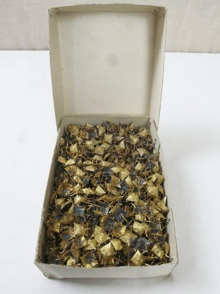 Typ Wehrmacht 1x Stück Dienstgradstern Stern Pickel Schulterstückauflage Sterne Gold