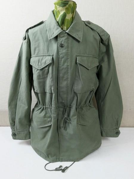 US Vintage M-1951 Jacket Shell Field Feldjacke M51 Jacke oliv Vietnam