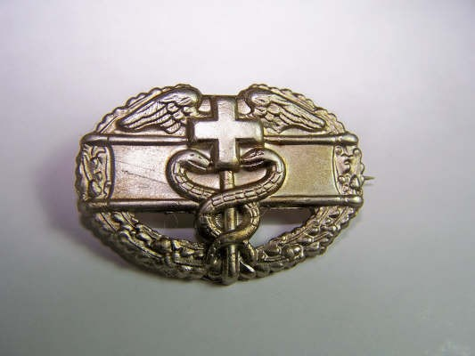 US Army Medical Badge