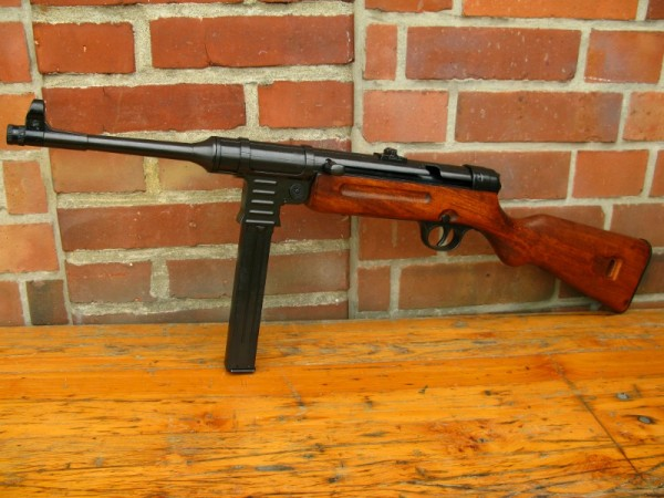 MP41 Maschinenpistole MP 41 Deko Modell Filmwaffe Denix