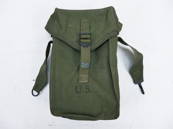 Original US WW2 M1 Ammo Bag pouch General Purpose 1944 Tasche für Munition / Magazine