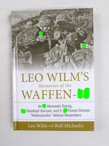 Buch - Leo Wilm`s Memories of the WSS