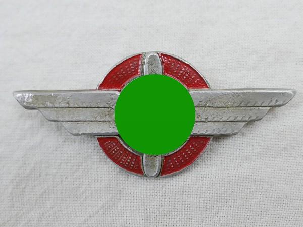 Mützenabzeichen Wimpel des Deutschen Luftsportverbandes DLV 1934