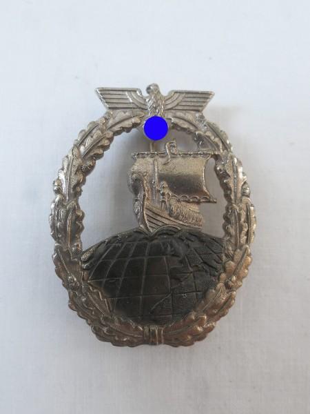 Kriegsmarine Hilfskreuzer Kriegsabzeichen