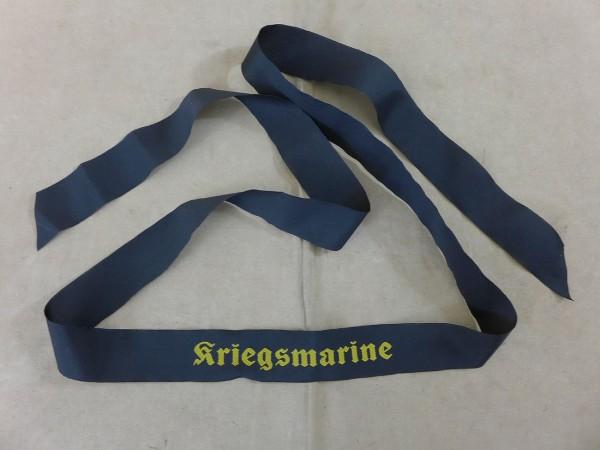 Kriegsmarine Matrosen Mützenband