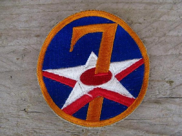 Patch 7th Air Force