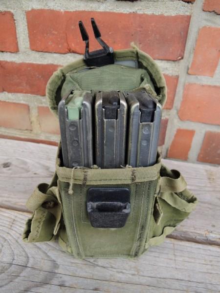 US Army M16 Magazintasche + 30er Magazine