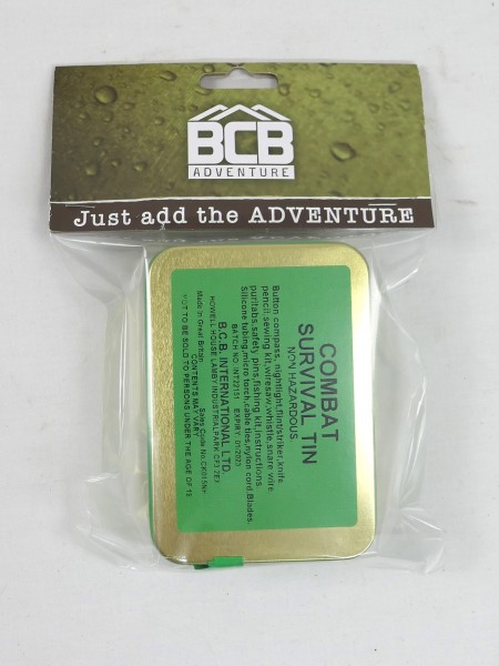BCB Combat Survival Kit 20 teilig