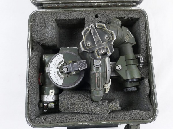 US Army Mörser Optik