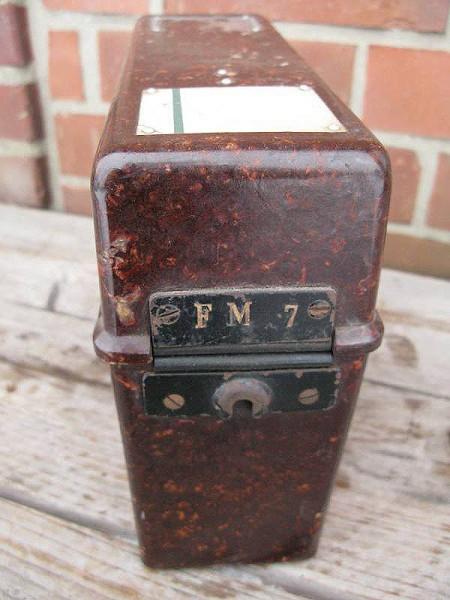Wehrmacht Feldfernsprecher Feldtelefon