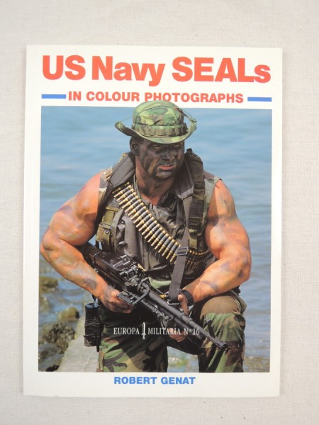 US Navy SEALs IN COLOUR PHOTOGRAPHS