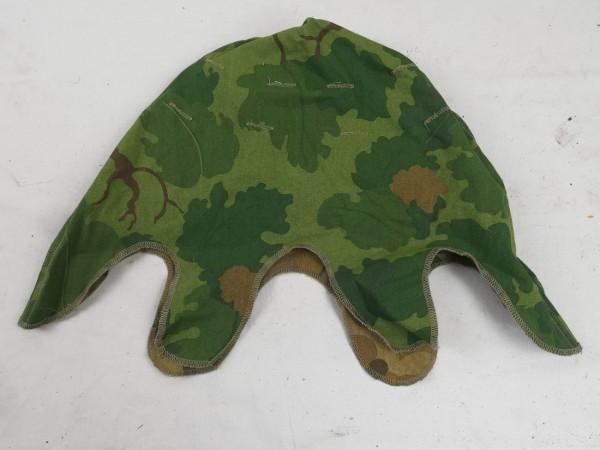 US Army Mitchell Helmet Cover Leaf Pattern Reverseable M1 Helmbezug Vietnam Repro Prewashed
