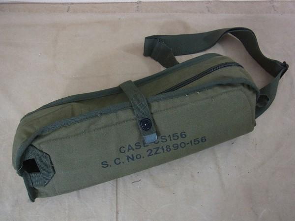 US Army Bag Tasche für US Funkgerät Radio Transmitter PRC-6 Banane