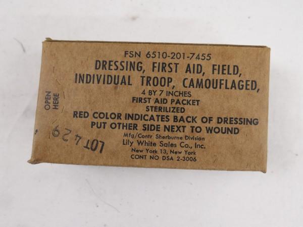 US Vietnam First Aid Field Dressing