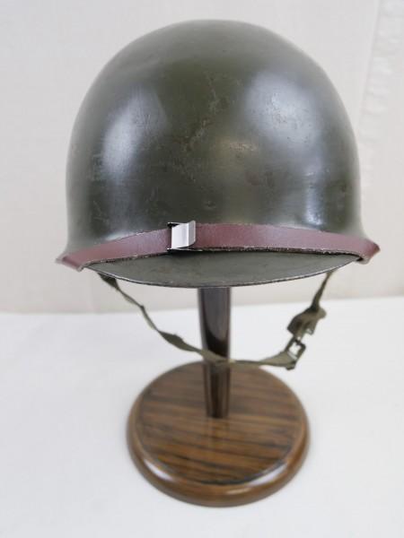 US Army M1 Helm Ranger mit Helmfutter und Kinnriemen Typ WK2