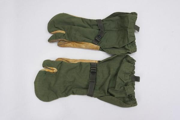 US Handschuhe Mitten Shells Cold Weather Trigger Finger M-1965 M65 Parka Vietnam