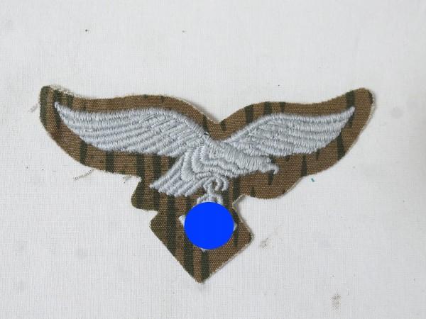 Brustadler Luftwaffe Knochensack Sumpftarn gestickt
