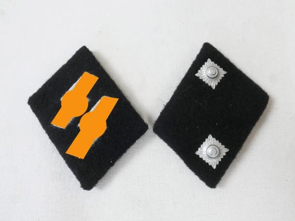 Kragenspiegel Waffen Elite Oberscharführer
