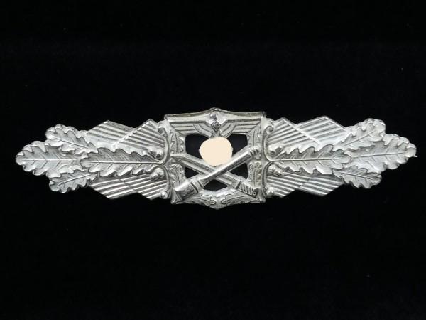 Nahkampfspange des Heeres Stufe Silber