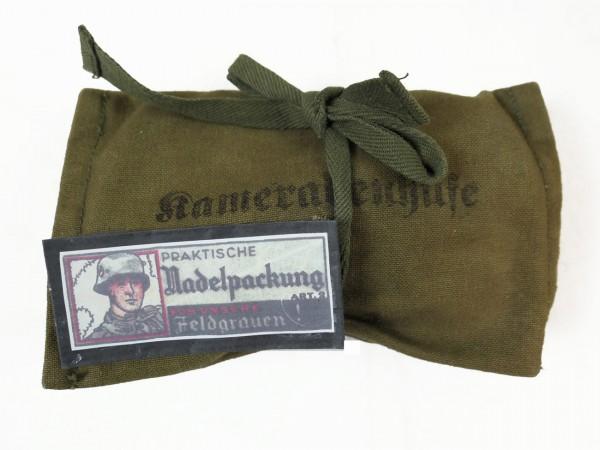 Wehrmacht Nähzeug Kameradenhilfe komplett
