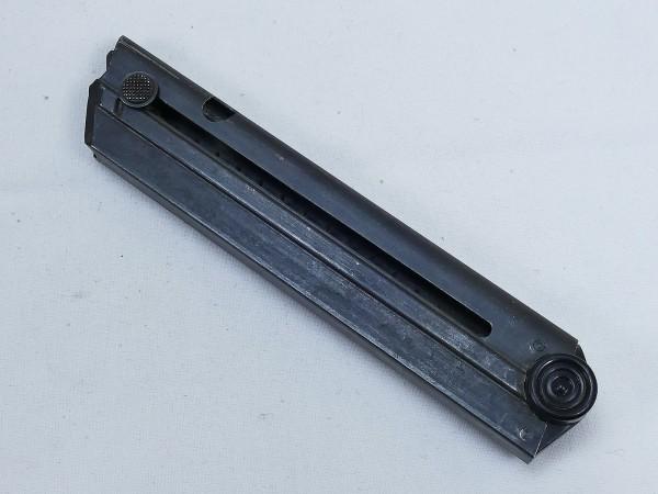 Original P08 Magazin 9mm mit Kunststoff Boden
