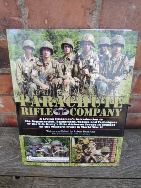 "Buch ""Parachute Rifle Company"""