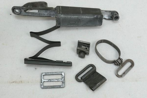 M1 Garand Rifle Springfield freie Waffenteile Einzelteile Anbauteile / Spare Parts US Army