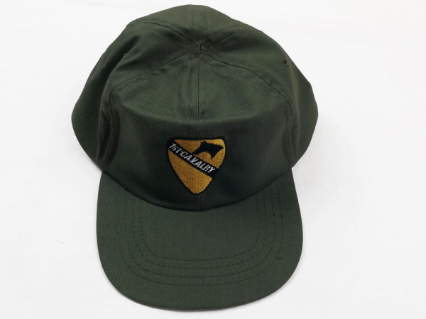 US Army 1st Cavalry Cap / Kappe Schirmmütze Gr. 7 1/8 - 57cm