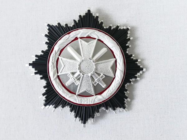 """Deutsches Kreuz in Silber Ausführung 1957 Hersteller """"1"""""""