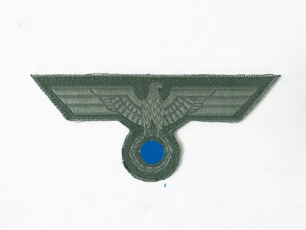 Brustadler M40 gewebt ausgeschnitten