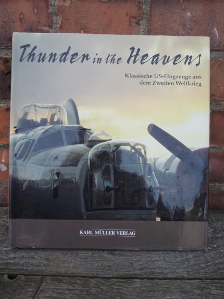 """Buch """"Thunder in the Heavens"""" Klassische US-Flugzeuge aus dem Zweiten Weltkrieg"""