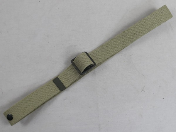 WW2 USMC Hosenkoppel Hosengürtel Khaki 105cm