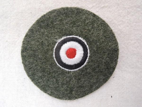 Wehrmacht Kokarde Heer Mannschaften