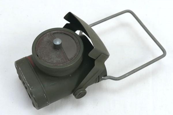 Original WW2 British Army Military electric Torch No.1 Lamp SAS Jeep