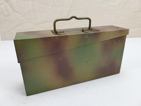 Camouflage MG34 MG42 MG Patronenkasten Gurtkasten Zubehörkiste Werkzeugkasten #12