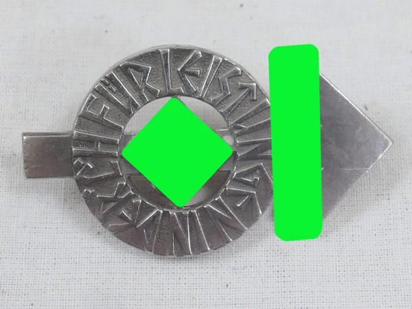 HJ Leistungs Abzeichen Leistungsrune Stufe Silber 3. Stufe