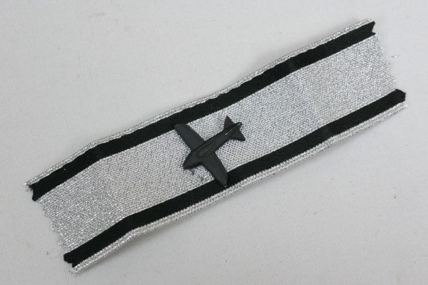 Tieffliegervernichtungsabzeichen Abzeichen des Heeres Stufe Silber