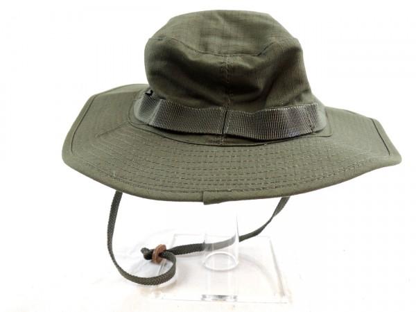 US GI Vietnam Buschhut Boonie Dschungelhut oliv Hat Sun Hot Weather