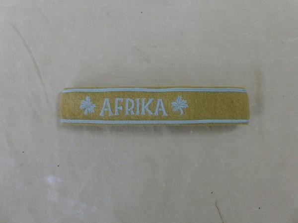 Abzeichen Ärmelband AFRIKA Mannschaften