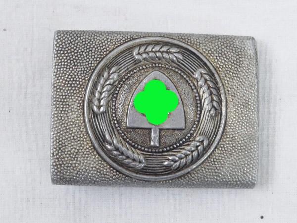 Koppelschloss Reichs Arbeitsdienst Mannschaften Aluminium RAD