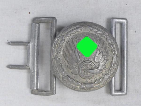 Deutsche Reichsbahn Führer Koppelschloss Aluminium