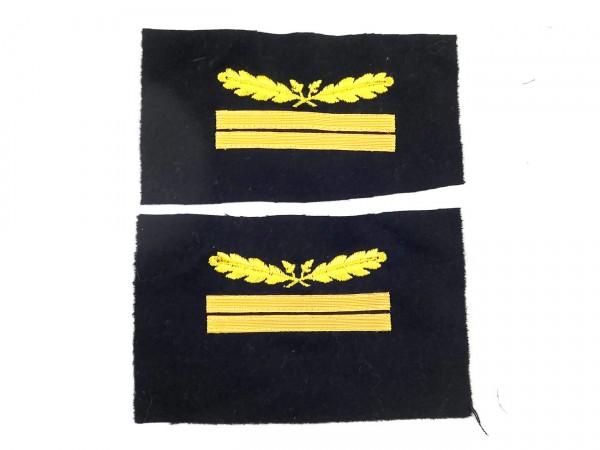 Ärmelabzeichen Rangabzeichen XX Gruppenführer und Generalleutnant der Waffen Elite