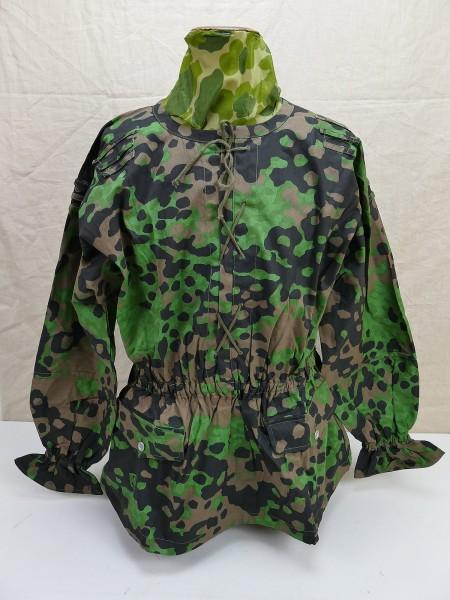 WSS Elite M42 TYPE II Schlupfjacke Platane 3 mit Taschen Camouflage plane tree smock
