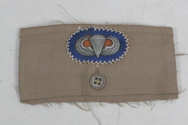 #11 US Airborne Jump Wing oval - Parachute badge Fallschirmjäger Abzeichen Springerabzeichen
