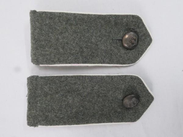 WK1 Schulterklappen Infanterie 1.Weltkrieg 1x Paar