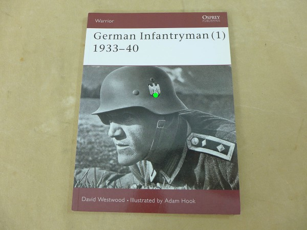 Osprey Warrior / German Infantryman (1) 1933-40