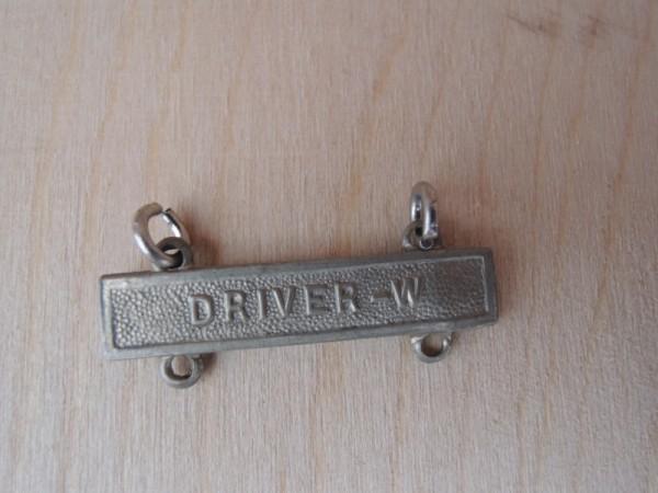 """US marksman badge Erweiterung """" Driver-W """""""