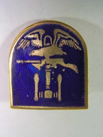 Army Amphibian Unit Crest