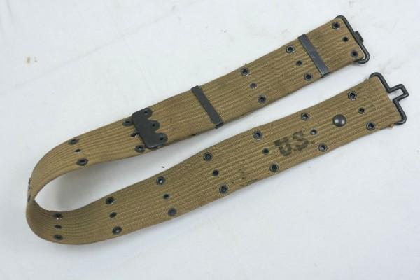 Original US Army Pistol Belt M-1936 / 115cm Lochkoppel