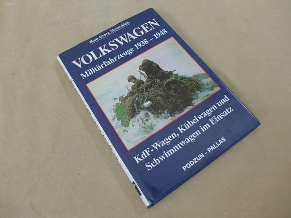 Buch : H.-G. Mayer-Stein - Volkswagen Militärfahrzeuge 1938-1948